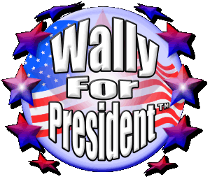 Wally For President